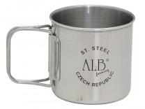 Nerezový hrníček ALB