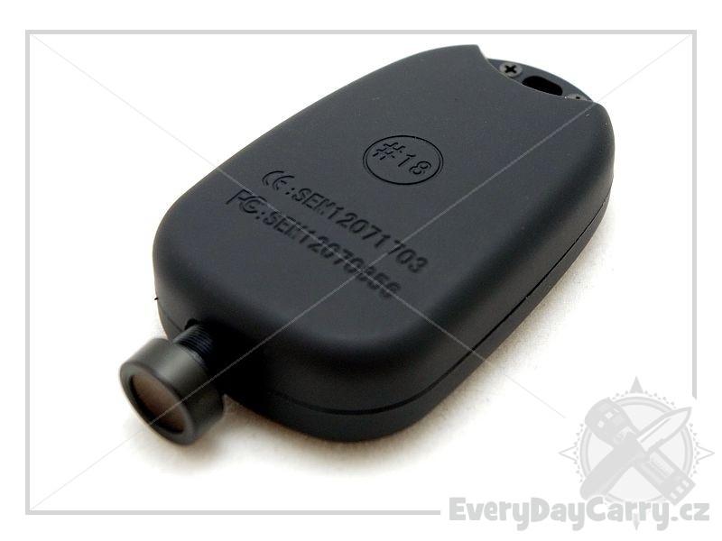 Mini kamera - HD (720P) v18 s čočkou - EveryDayCarry feb76b31215